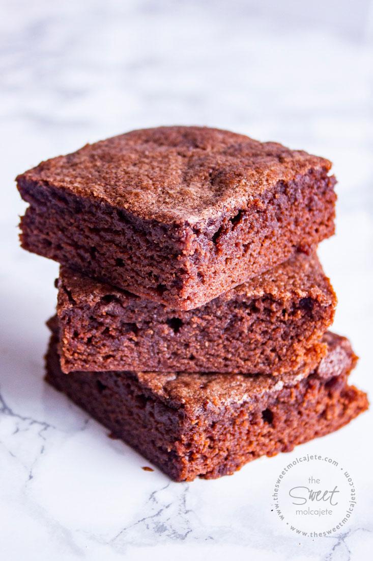 Brownies Fáciles Y Rápidos